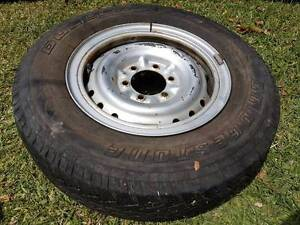 1 XBridgestone AT suit HILUX North Turramurra Ku-ring-gai Area Preview