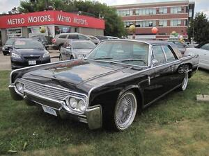 1961 LINCOLN CONTINENTAL |  Suicide Doors