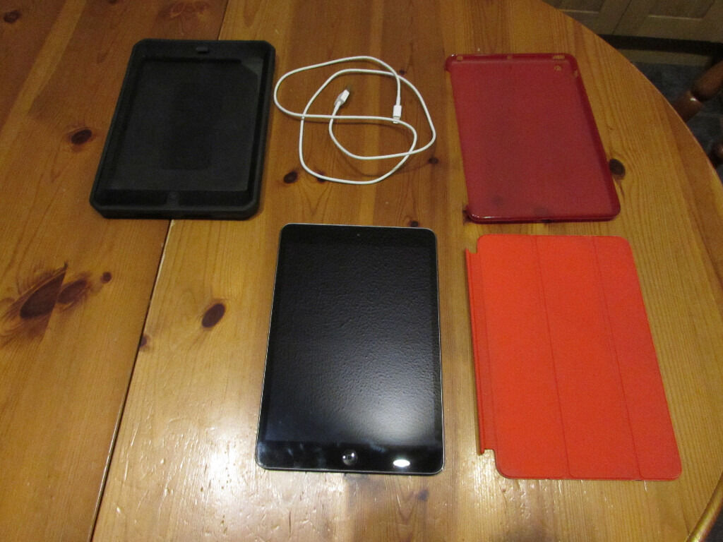 IPad mini Retina Display 32GB space greyin Chelmsford, EssexGumtree - IPad mini Retina Display 32GB In A excellent condition and doesnt have any marks, scratches, scuffs. It has always had a Tempered Glass screen protector since new and currently has one on. Comes with IPad mini with Retina Display Original IPad Box...