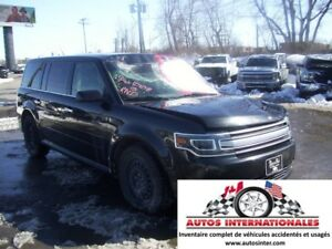 2015 Ford Flex LIMITED 4X4 V6 BALLON OK EN MARCHE