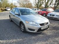 2008 FORD MONDEO 1.8TDCi 'EDGE' 125-LONG MOT-MANUAL-6'SPEED