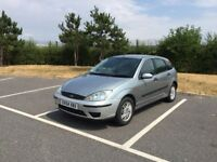 FORD FOCUS 1.6 PETROL NEW MOT £999