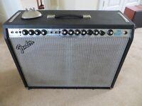Original 1970s USA Fender Twin Reverb Guitar Amplifier