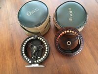 Orvis Battenkill la2 fishing reel
