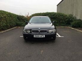 BMW 7 Series 3.0 Turbo Diesel