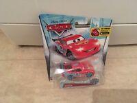 Disney cars Lightning McQueen ice raider