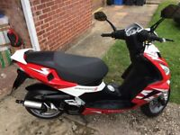 PEUGEOT SPEEDFIGHT 3 BEAUTIFUL CONDITION ONE OWNER
