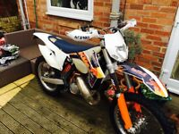 KTM 125 EXC 2012 Road Legal Enduro