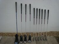 Ping Rhapsody Golf Clubs--Ladies Ultra Light