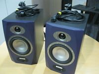 Tannoy Reveal 5A monitor loudspeakers