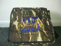 Official Ltd edition Cafe Del Mar 25th anniversary record bag