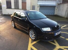 Skoda Fabia VRS MK1 - Black - Passenger door doesn't open