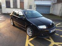 Skoda Fabia VRS MK1 - Black - Passenger door doesn't open