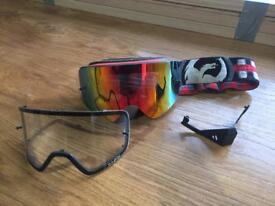 NFX Dragon Motocross enduro goggles