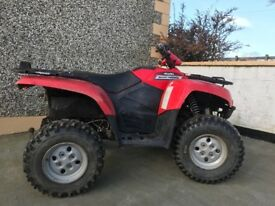 Arctic Cat ATV-400 Quad