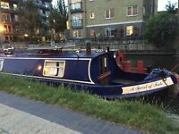 BEAUTIFUL 50FT NARROW BOAT FOR SALE
