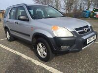 Honda CR-V I vtec 2.00 petrol crv great condition low milleage mot 2018
