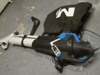 MacAllister 3000 Watt leaf blower, hardly used and in good condition
