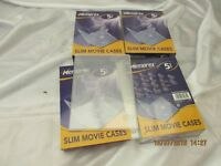 Memorex 5 pack DVD case