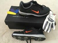 Nike children's golf shoes