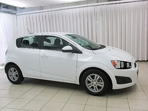 2016 Chevrolet Sonic LT TURBO 5DR HATCH w/ BACKUP CAM, ALLOYS, A