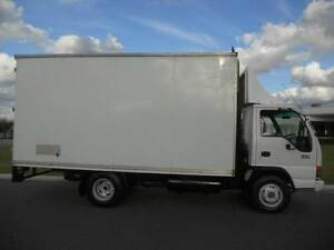Isuzu NPR 300 Pantech , Furniture Truck, Box Van. Welshpool Canning Area Preview