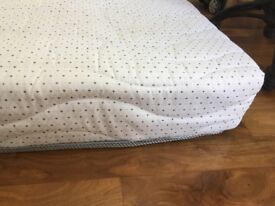 Double mattress in perfect condition for sale