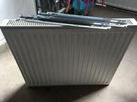 Double Panel Plus P+ Softline Stelrad Radiator. 600mm x 700mm x 75mm