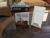 Brand new Netgear Nighthawk X4S AC2200 Tri-Band WiFi Range Extender £75