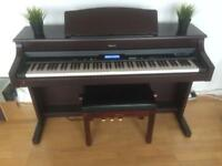 Roland KR-377 Digital Intelligent Piano