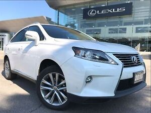 2015 Lexus RX 350 1 Owner Touring AWD Navi Backup Cam Sunroof