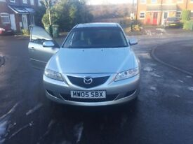 Great lovely low mileage Mazda 6 automatic