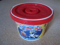 Meccano CITY Rescue Bucket 190 PARTS, 18 MODELS