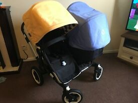 Bugaboo Donkey Duo (including accessories)