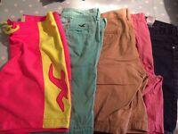 Hollister & H&M shorts