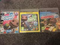 Little big planet (ps3) bundle