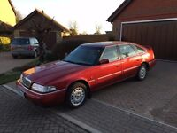 Classic Rover 825 Sterling Fastback. Automatic. R Registration. 89,500 Miles
