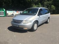 CHRYSLER GRAND VOYAGER 3.3 V6 AUTO IN VGC 7 SEATER 2001