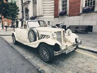 Wedding car hire, wedding car, Rolls Royce Phantom hire, Rolls Royce Hire, Classic car, vintage car