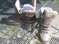 Almost new Terra GTX Scarpa ladies walking boots with Gore-tex protection UK size 5