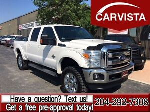 2014 Ford F-250 Lariat -LOCAL VEHICLE/DIESEL/6'8 BOX -