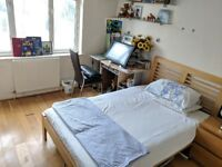 Large Double Room in Spacious House in Isleworth / Hounslow