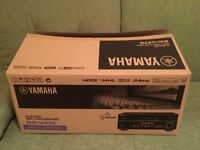 Yamaha RX V 475 5.1 home theatre receiver with Apple air play