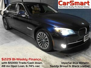 2010 BMW 7 Series 750i xDrive, Executive, Dynamic Comfort Seats,
