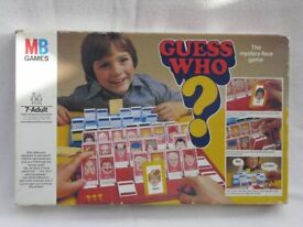 Guess Who by MB Games