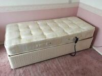 Single electric bed Free delivery