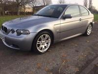 2004 BMW 318 MSPORT TI COMPACT
