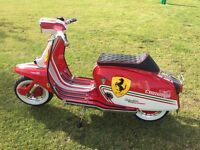 lambretta GP Italian 1969 ( choice of 35 scooters) (Facebook us staffordshire classic scooters)
