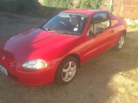 1995 honda civic cdx esi automatic only 69,000 miles