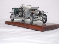Rolls Royce Silver Ghost model